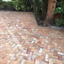 Clay Brick Pavers West Palm Beach